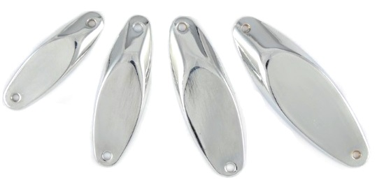 Mastercast spoons for Fishing spoon blanks